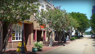 Downtown Hampton