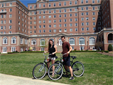 Historical Fort Monroe Picture Biking Scavenger Hunt