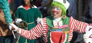 19th Annual Coliseum Central Holiday Parade