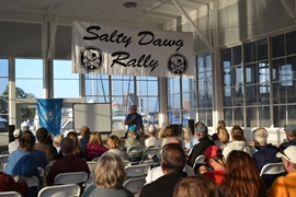 Salty Dawg Rally (Oct. 24-Nov.1)