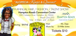 Beautiful Kids Nonprofit Organization's Alopecia Awareness Show