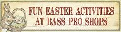 Easter at Bass Pro Shops