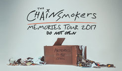 The Chainsmokers 'Memories: Do Not Open' Tour