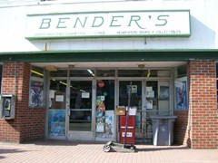 Bender's Books & Comics